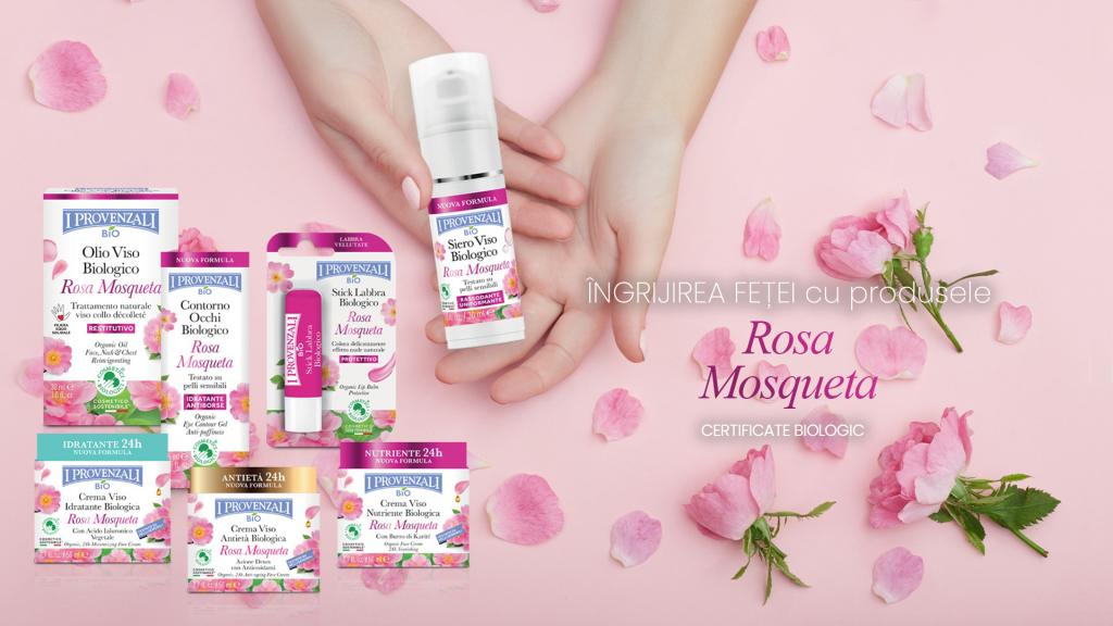 Rosa Mosqueta-produse