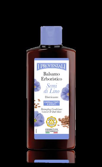 Balsam pentru păr vopsit