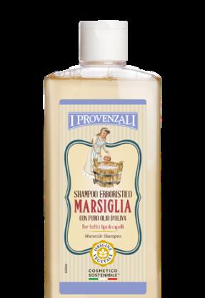 Șampon dulce de origine vegetală