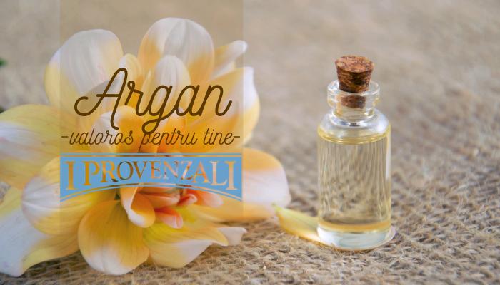Ulei de Argan-beneficii
