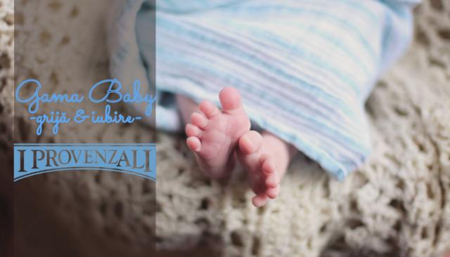 gama baby oferă protecție și curățare