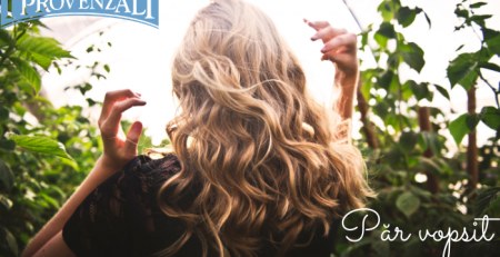 Păr vopsit -îngrijire