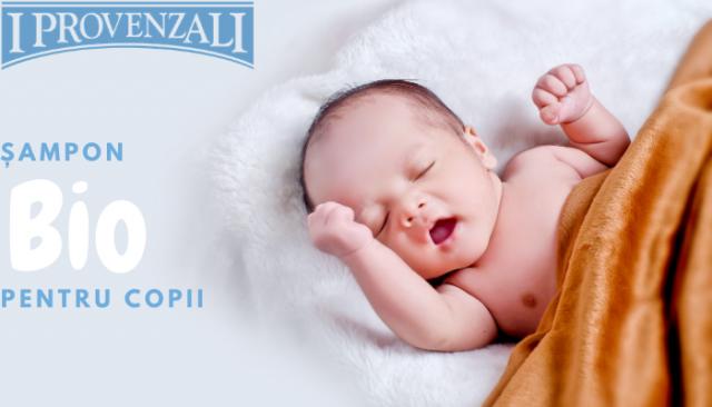 Șampon bio pentru copii