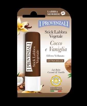 balsam de buze cocos